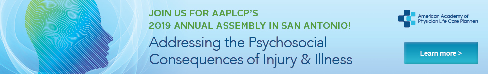 2019 Annual Assembly in San Antonio. Addressing the Psychosocial Consequences of Injury & Illness